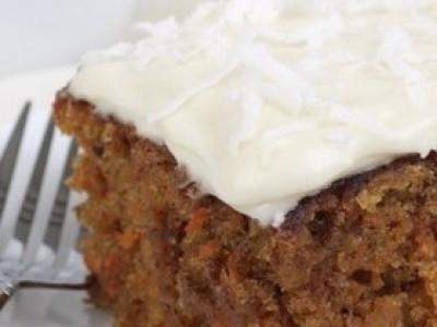 クックパッドのレシピを更新しました ★ チアシードのキャロットケーキ