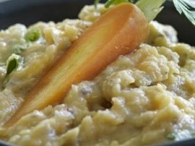 クックパッドのレシピを更新しました ★ チアシードのカリフラワーの雑穀マッシュ